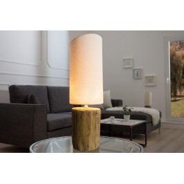 Stolná lampa JUKA I, 50 cm - prírodná