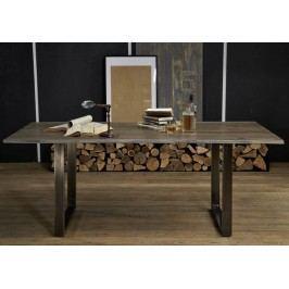 Jedálenský stôl 160x90cm, indický palisander