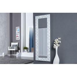 Zrkadlo na stenu BOUTIQUE L WHITE - biela