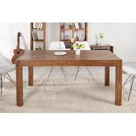 Jedálenský stôl MONSON 120 cm - hnedá