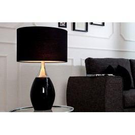 Stolná lampa CARLY 60 cm - čierna