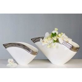 Dizajnová váza KALLA 25 cm