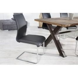 Stolička  SUAVE - čierna