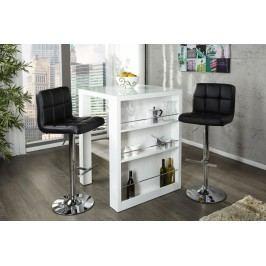 Barový stôl EASY - biela