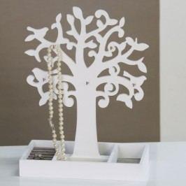Držiak na cennosti TREE - biela