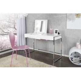 Toaletný /písací stôl MILANO - biela