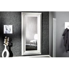 Stojanové zrkadlo RENAISSANCE 210 cm - biela