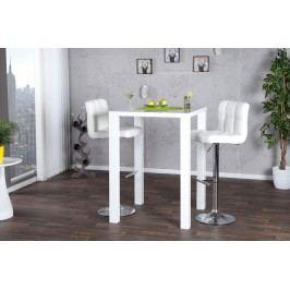 Barový stolík LUCERN - biela