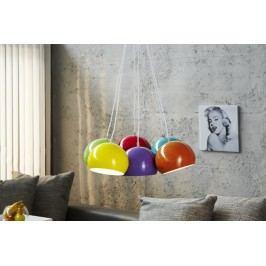 Visiaca lampa VIRGO 6 110 cm - viacfarebná