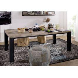 Masiv24 - TIROL Jedálenský stôl 260x100 cm, svetlohnedá, dub