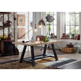 Masiv24 - INDUSTRY Jedálenský stôl 200x100 cm, staré drevo