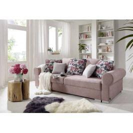 Masiv24 - KOMFORT sedačka, ružová