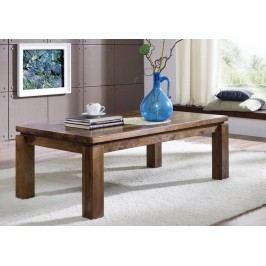 DAKOTA Sheesham konferenčný stolík, masívne palisandrové drevo