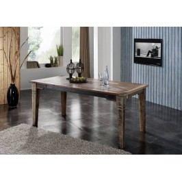 OLDTIME jedálenský stôl Classic - 220x90cm - staré indické drevo