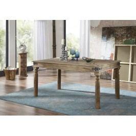 CASTLE jedálenský stôl 160x90 olejovaný palisander