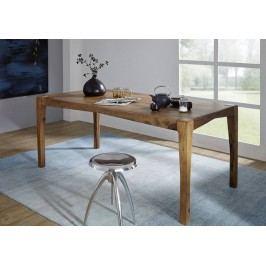 MODERNA jedálenský stôl 140x85cm indický palisander