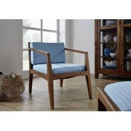 MODERNA stolička indický palisander