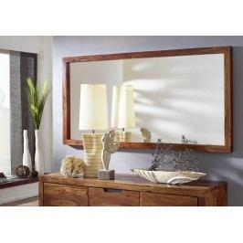BARON Masívny indický palisander, zrkadlo