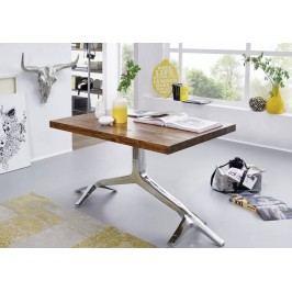 BARON Konzolový stôl 120x72 cm, indický palisander