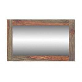 PLAIN SHEESHAM Zrkadlo indický palisander, olejovaný