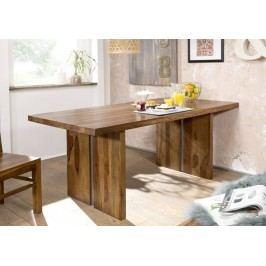 ROUND Jedálenský stôl 180x90cm Sheesham, indický palisander