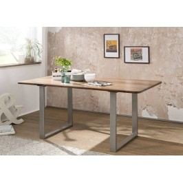 ROUND Jedálenský stôl 160x90cm indický palisander