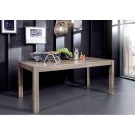 ROUND Jedálenský stôl 178x90cm indický palisander