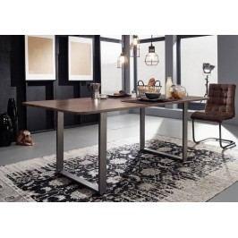 ROUND Jedálenský stôl 177x90cm indický palisander