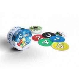 Grabolo společenská hra v plechové krabičce 8x8x5cm