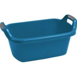 Umývadlo s držadlami CURVER 35L - modrá