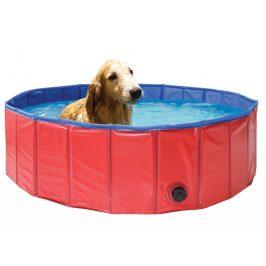 Bazén pre psov skladací - 100 cm
