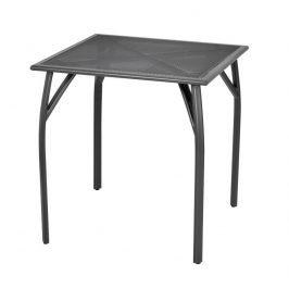 Záhradný kovový stôl ZWMT-70R - 72 x 70 x 70 cm