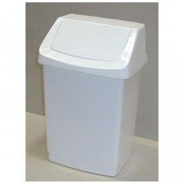 Kôš odpadkový CLICK 50 l - biely CURVER