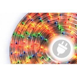 Svetelný kábel - 720 minižiaroviek, 20 m, farebný