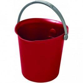 Uklízecí kbelík 9l - červený CURVER