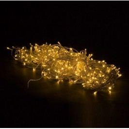 Vianočné LED osvetlenie 10 m - teplá biela 100 LED
