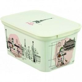 Úložný box - S - Miss PARIS CURVER