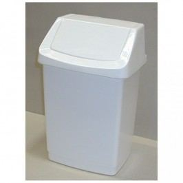 Kôš odpadkový CLICK 25 l - biely CURVER