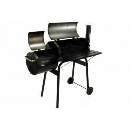 BBQ gril na drevené uhlie