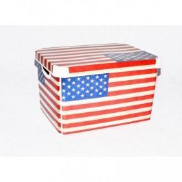 Úložný box - L - USA CURVER