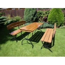 Záhradný drevený set súprava BRAVO FSC