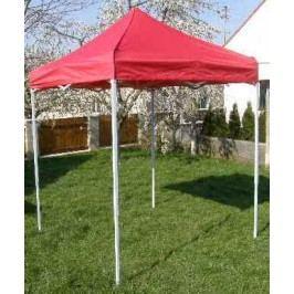 Záhradný párty stan CLASSIC nožnicový - 2 x 2 m červený