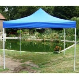 Záhradný párty stan CLASSIC nožnicový - 3 x 3 m modrý
