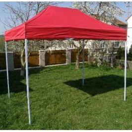 Záhradný párty stan CLASSIC nožnicový - 3 x 2 m červený