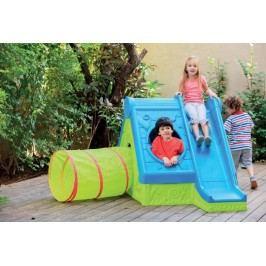 Detský hrací dom FUNTIVITY PLAY HOUSE - zelený