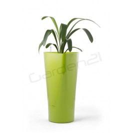 Samozavlažovací kvetináč G21 Trio zelený 29,5cm