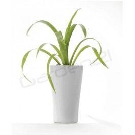 Samozavlažovací kvetináč G21 Trio biely 15cm
