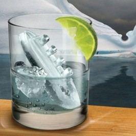 Forma na led, Ledový Titanic