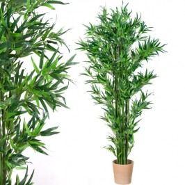 Umelá kvetina - bambus - 190 cm