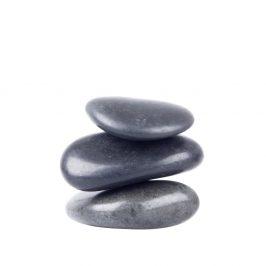 inSPORTline River Stone 4-6 cm - 3 ks